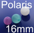 Polariskugel, Perle 16mm
