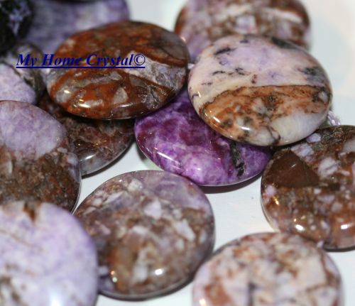 Amethyst - Quarz 6x20mm