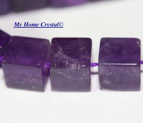 Amethyst Quadrat 8x8mm
