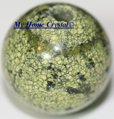 Perle Green Lace 20mm